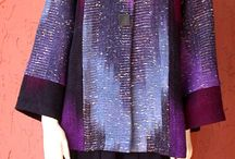 Handwoven clothing / Saoriveving