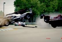 Forza / Photos I've taken from Forza 3 and Forza 4.