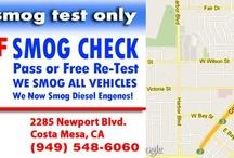 smog check newport beach