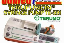 Jual Syringe-Pump TE-331 Japan