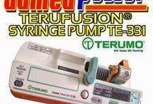 Jual Syringe-Pump TE-331 Japan