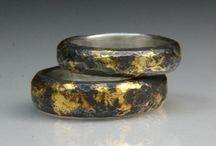 Keum Boo / 24 k kultaa hopeassa