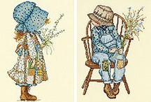 1_Cross Stitch_Large_Framed / by Wanda Moore