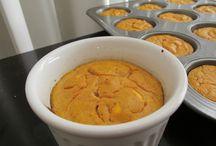 Recipes LCHF / Pumpkin pies & bakes
