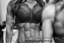 Great Women's Physiques / by Terence Lee