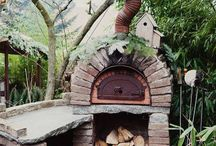 Pizza ovens and BBQ
