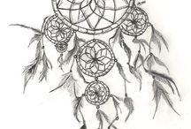Татуировки С Ловцом Снов