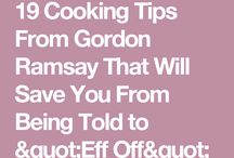 chef tricks & tips