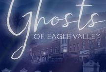 Ghosts of Eagle Valley / The follow-up to #ReluctantCassandra...all four of the #ghost stories of Eagle Valley, Virginia. Available only on #Channillo for Charity, with proceeds to benefit the #AlzheimersAssociation.
