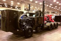 GATS / Raney's at the Great American Trucking Show: We took some awesome pictures of all the show trucks and interesting booths. If you haven't been to this show you should join us next year!