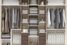 Шкафы, системы хранения