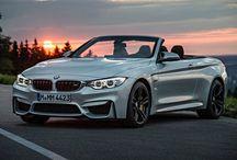 BMW, Jaguar, Ferrarri