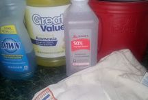 Green Cleaning~Make your own
