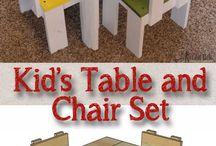 Ahşap masa tabure fiyatları ve modelleri / Ahşap Tabure Masa