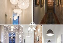 Hall Way Decor / Hallway decor
