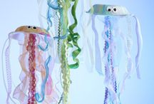 Under the Sea Preschool Crafts / by Cathy Halfacre