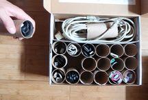 organize'em tings!