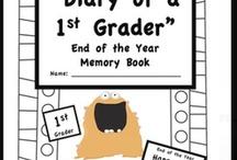 1st Grade / by Nancy Hussain