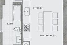 Talojen ja asuntojen pohjakuvat