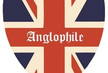 All Things Anglophile / by Heather Kiegel