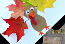Fall Crafts and projects for kids