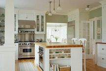 Kitchen / by Rebecca Sowers