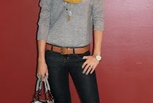 Casual chic clothes