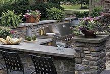outdoor living