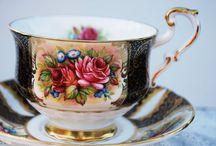 tea time / by Sarah Montoya