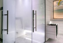 Steam Bath - Stoombad / Custom made steam baths Op maat gemaakte stoombaden