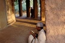 moine désert