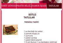yemek sitesi / www.tadindatuzunda.com