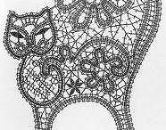 Bobin lace