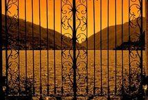 Gates and Door Ways / by Cheryl Belue