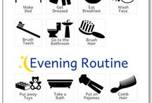 Routines and organisation
