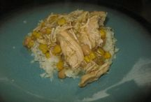 Healthy crock pot meals / by Crystal Terrell