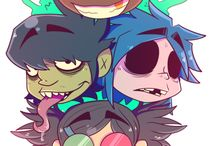 gorillaz / i got sunshine in a bag