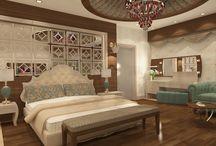 Klasik / Klasik Villa Tasarımı