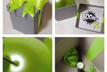 vánoční dárky DIY
