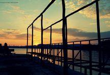 Sunset perfection