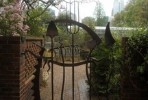 Gardens,fences and gates / Places I would like