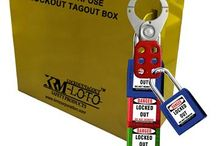 KRM LOTO - LOCKOUT TAGOUT KEY DOCUMENTATION  BOX WITH 5 SEPARATE HOOK ARRANGEMENT / KRM LOTO - LOCKOUT TAGOUT KEY DOCUMENTATION  BOX WITH 5 SEPARATE HOOK ARRANGEMENT CAN USE MULTIPLE LOCKOUT HASP   OR DIRECT OSHA LOCK FULLY INSULATED BOX - SUITABLE FOR INDOOR AND OUTDOOR APPLICATION