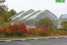 Marjorie K. Daugherty Conservatory / The Marjorie K. Daugherty Conservatory Opens Saturday, October 11 at Lauritzen Gardens / by Rough Brothers Inc