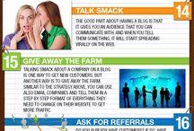 Marketing strategies / Marketing ideas