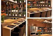 Ideias para área gourmet