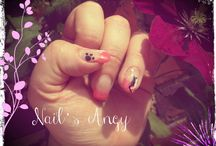 Nail's Angy  / jusq'au bout des doigts