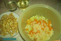 Saláty+pomazanky