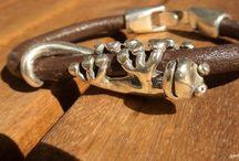 Edgy jewellery