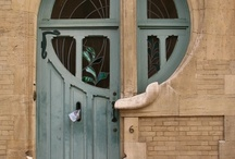 Door / ドアのあれこれ