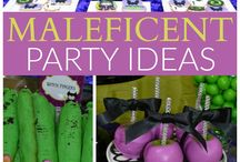 Maleficent party/15years old girl